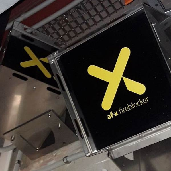 af-x fireblocker application