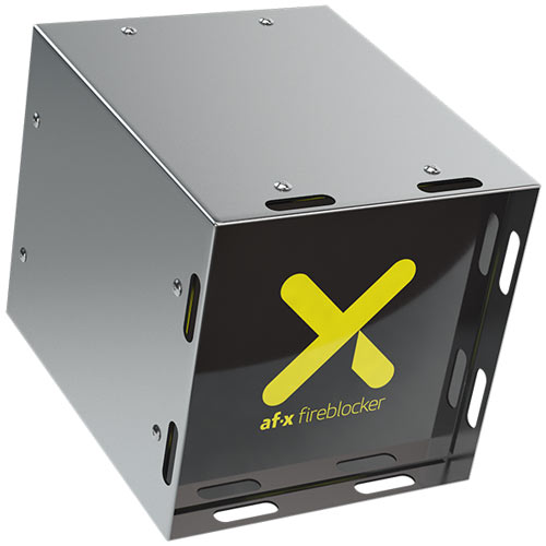 af-x fireblocker fire defence equipment